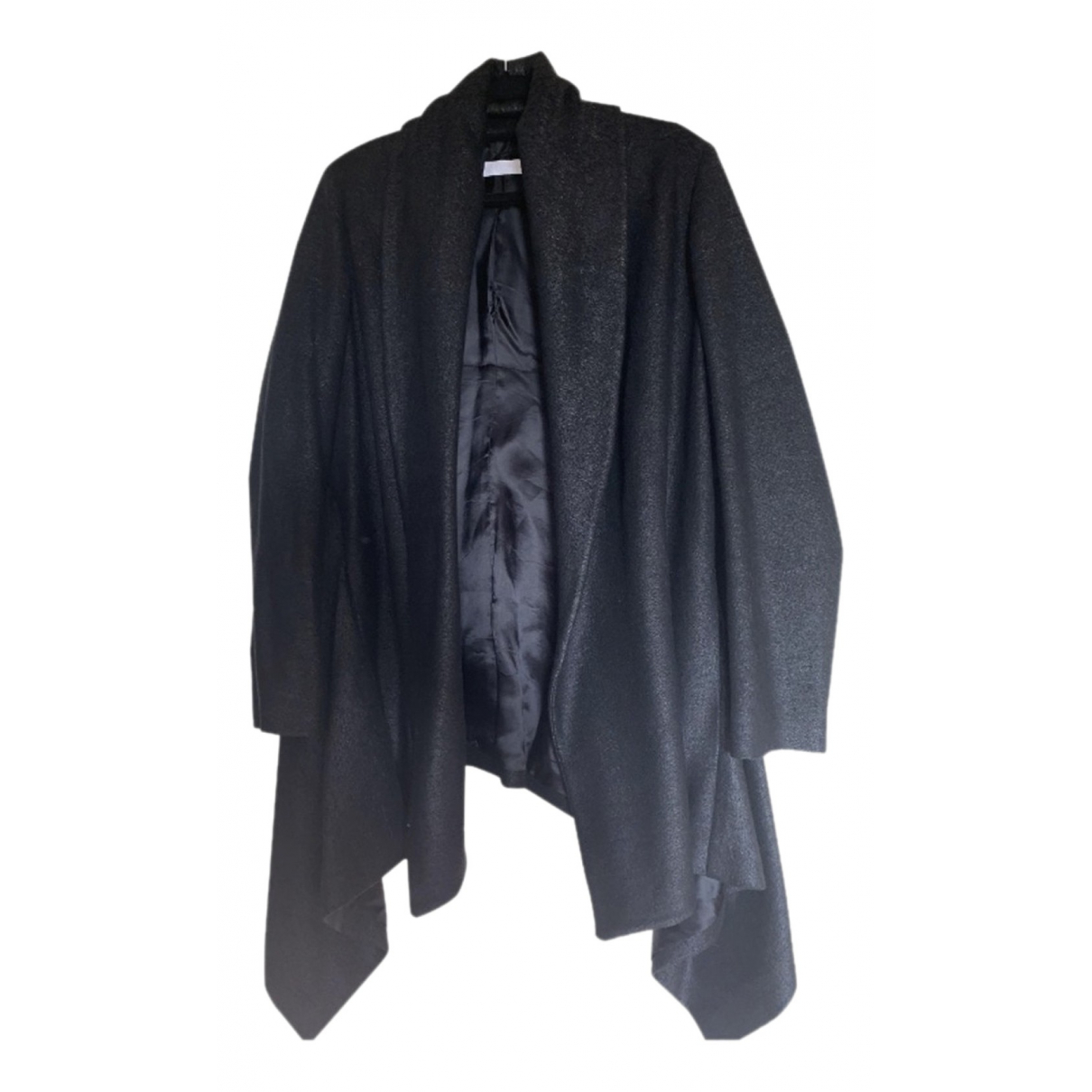 Nicole Farhi \N Black Cotton jacket for Women S International