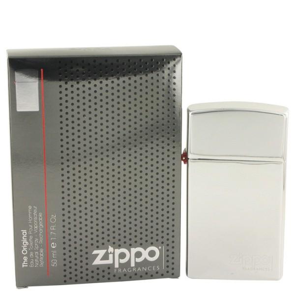 The Original - Zippo Eau de toilette en espray 50 ML