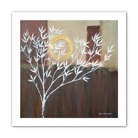 Brushstone Ashley Day II Canvas Wall Art, One Size , Brown