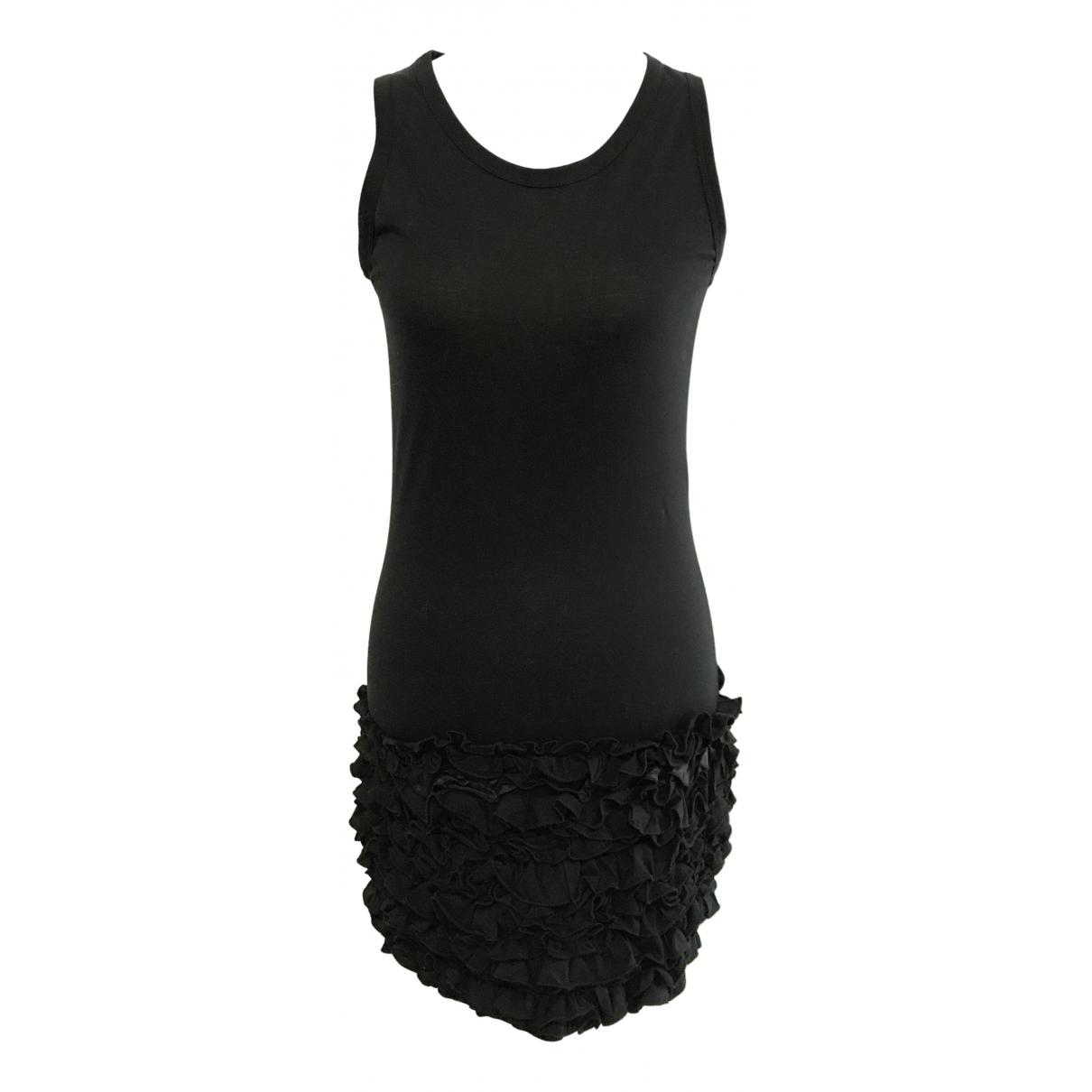 Stella Mccartney \N Black Cotton dress for Women 40 FR