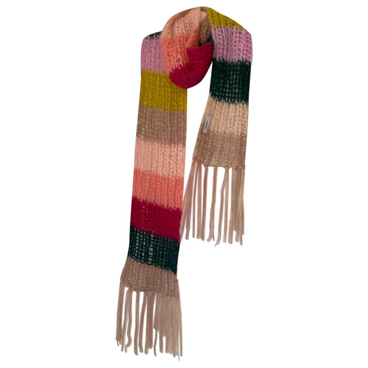 Maiami Berlin N Multicolour Wool scarf for Women N