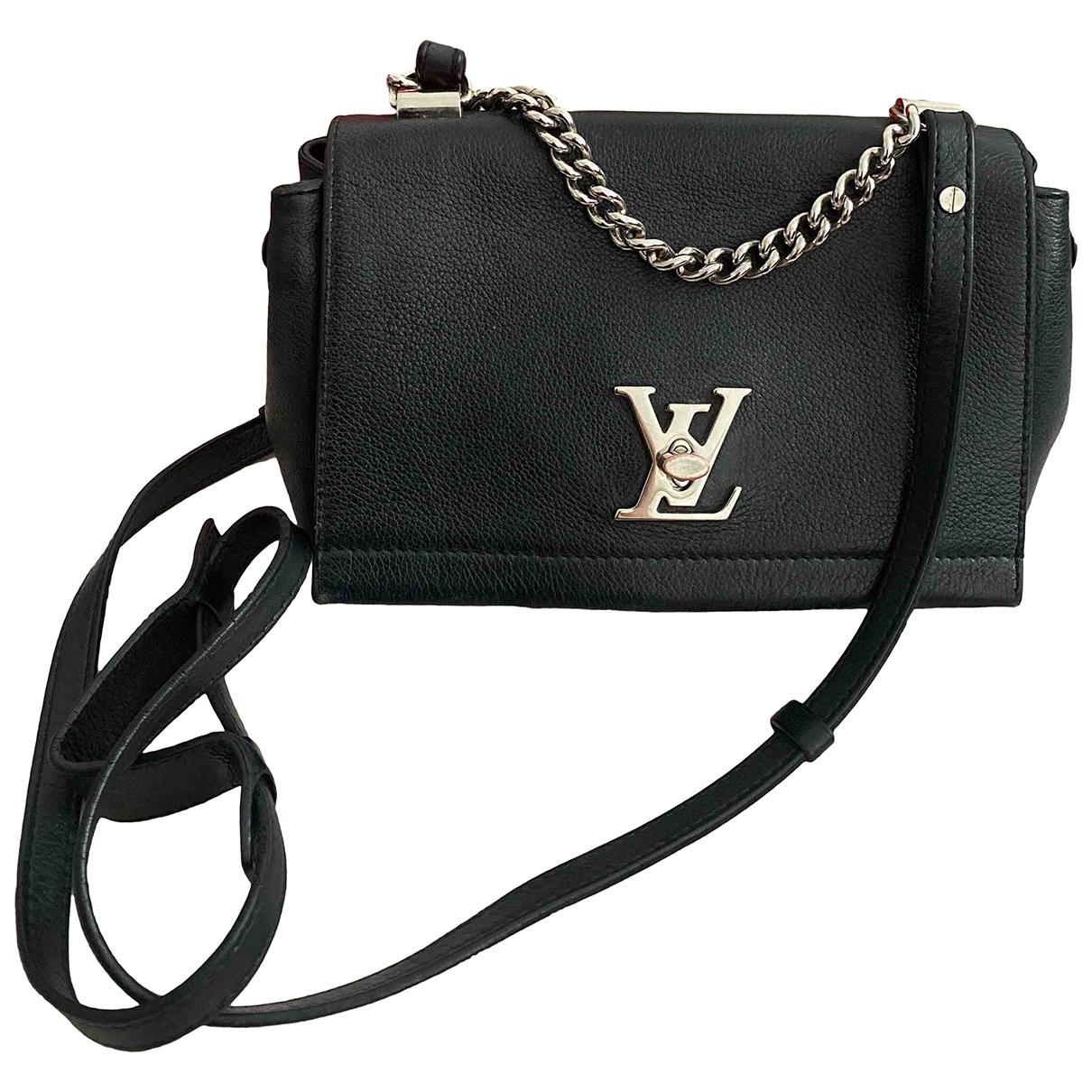 Bandolera Lockme de Cuero Louis Vuitton