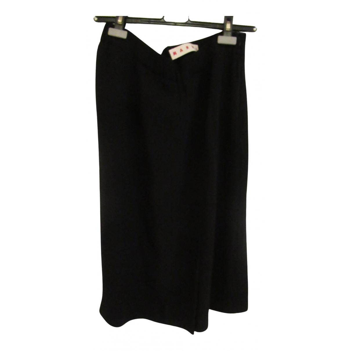 Marni N Black skirt for Women 46 IT