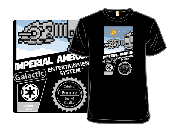 Imperial Ambush T Shirt