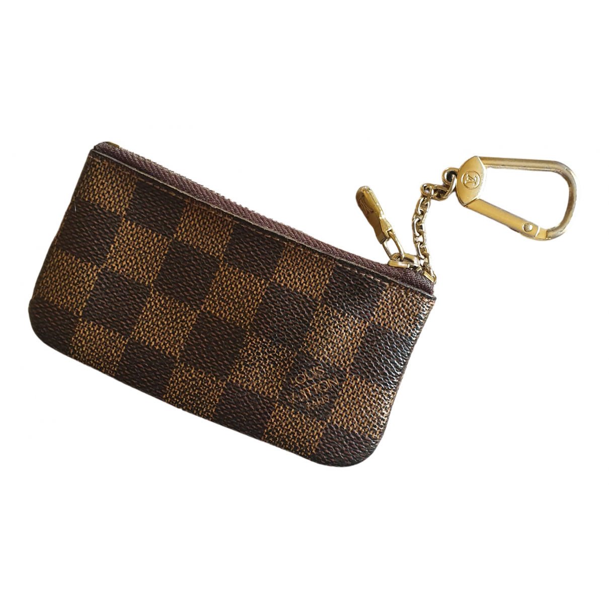 Monedero de Lona Louis Vuitton