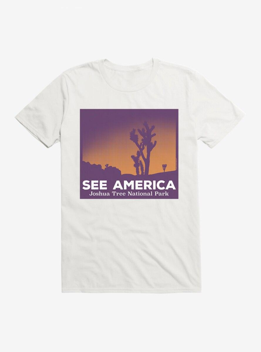 See America Joshua Tree National Park T-Shirt