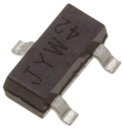 Nexperia 85V 160mA, Dual Diode, 3-Pin SOT-23 BAV199,215 (3000)