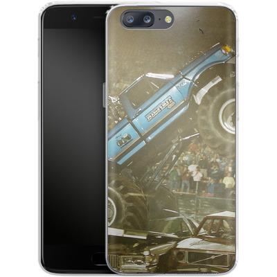 OnePlus 5 Silikon Handyhuelle - Bigfoot 4x4 von Bigfoot 4x4