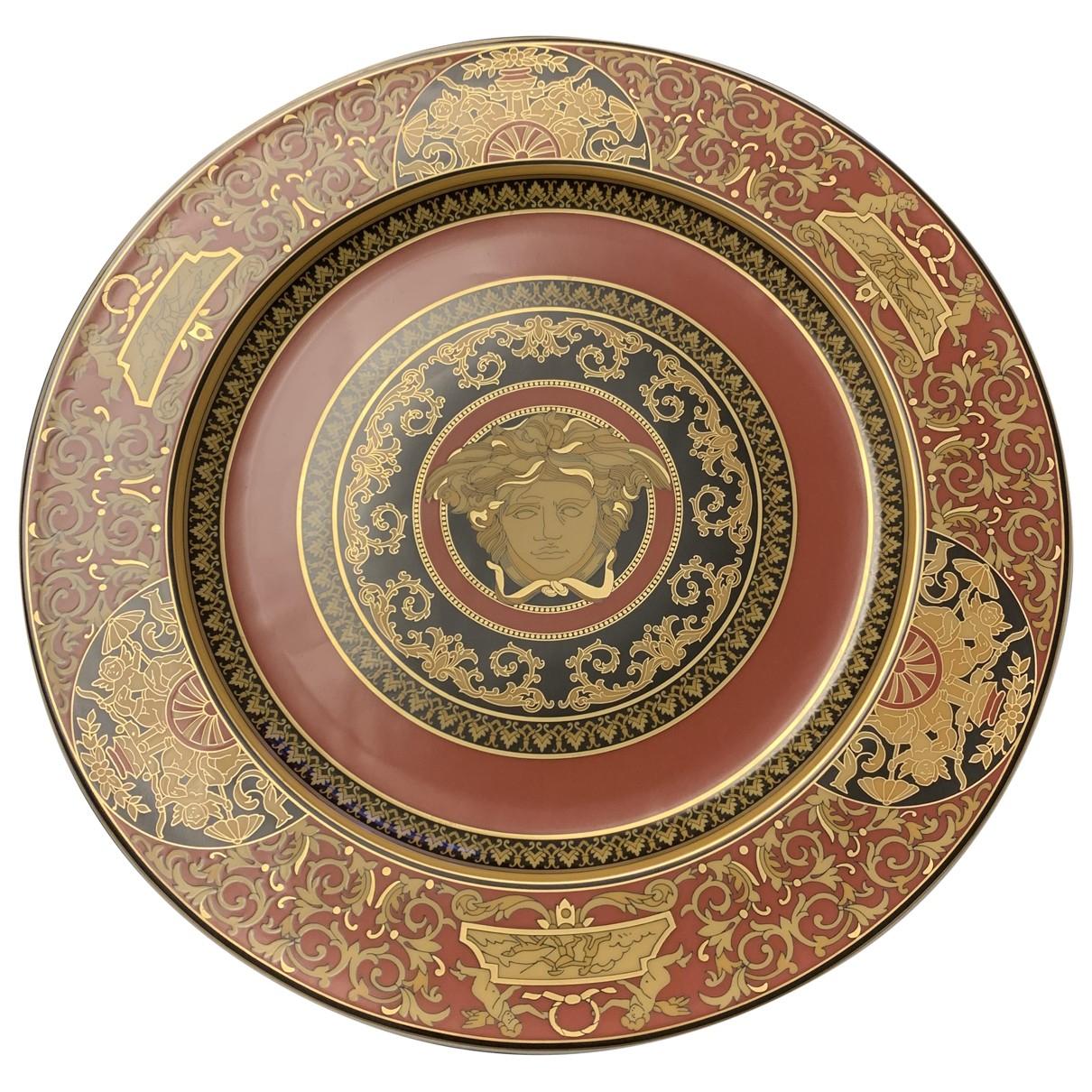 Versace - Arts de la table   pour lifestyle en porcelaine