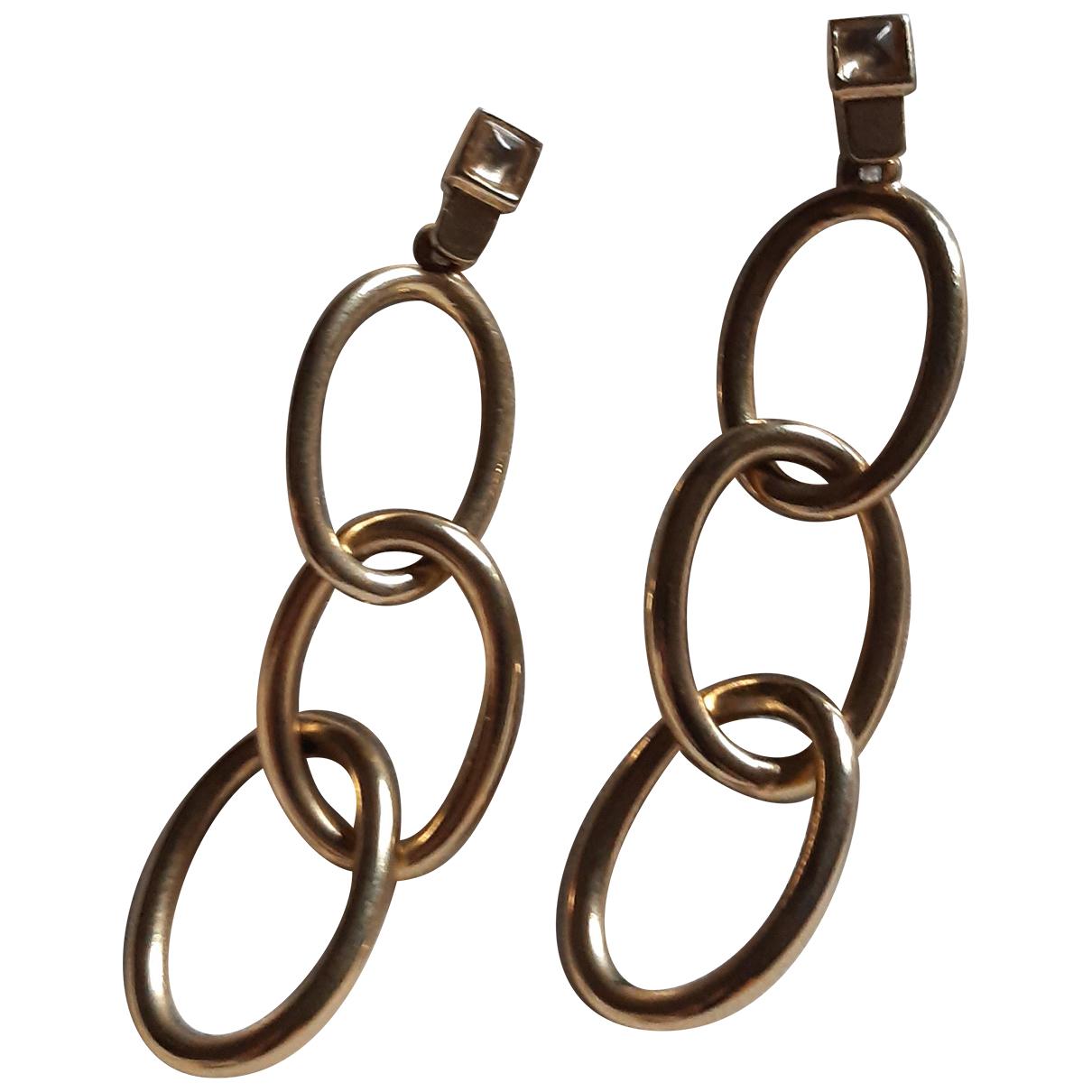 Francesca Romana N Gold plated Earrings for Women N