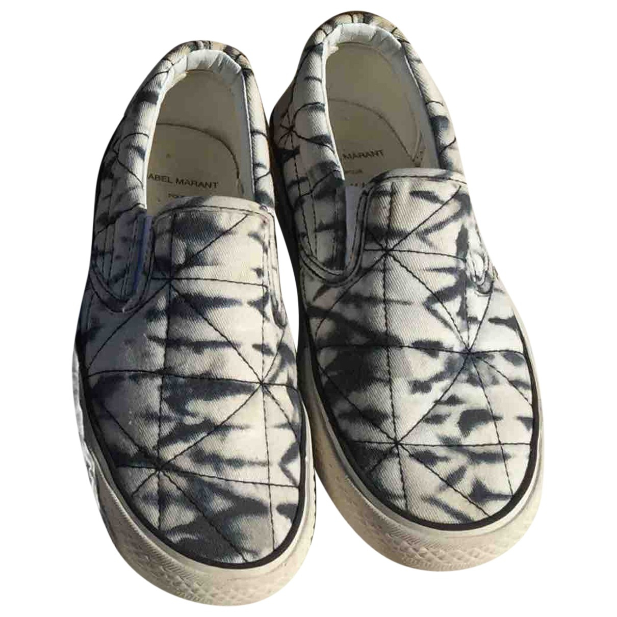 Isabel Marant Pour H&m \N Sneakers in Leinen