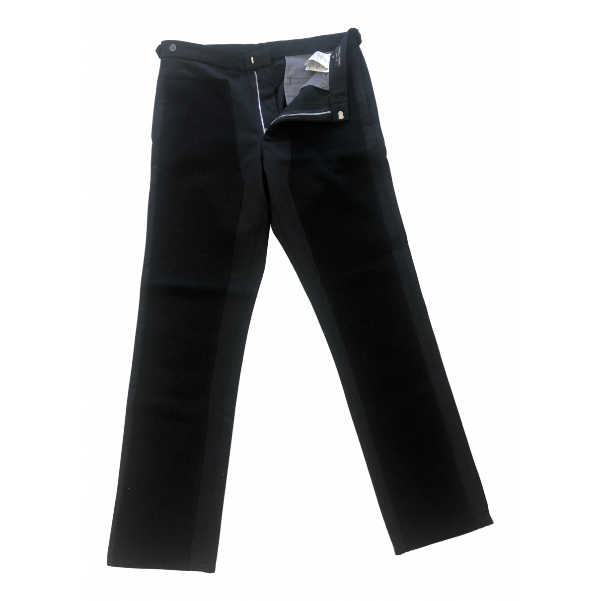 Comme Des Garcons \N Black Trousers for Men M International