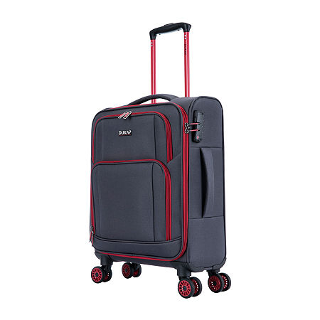 Dukap Dukap Steam 28 Inch Hardside Luggage, One Size , Gray
