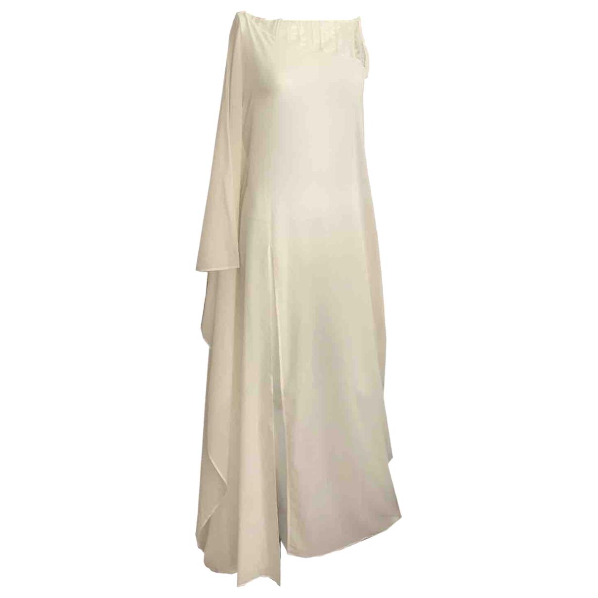 La Perla \N Kleid in  Weiss Seide
