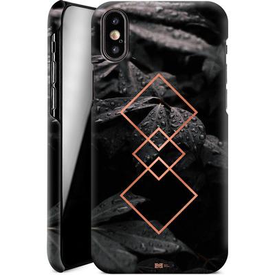 Apple iPhone X Smartphone Huelle - #gothicbitch von #basicbitches