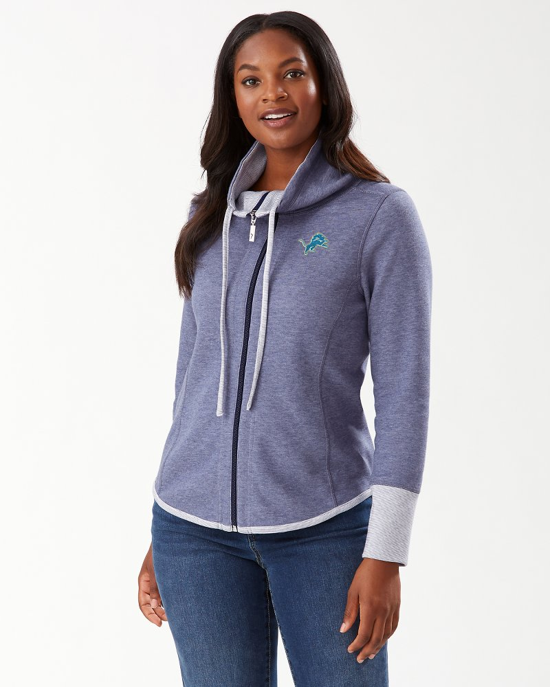 NFL Sun Fade Full Zip Sweatshirt