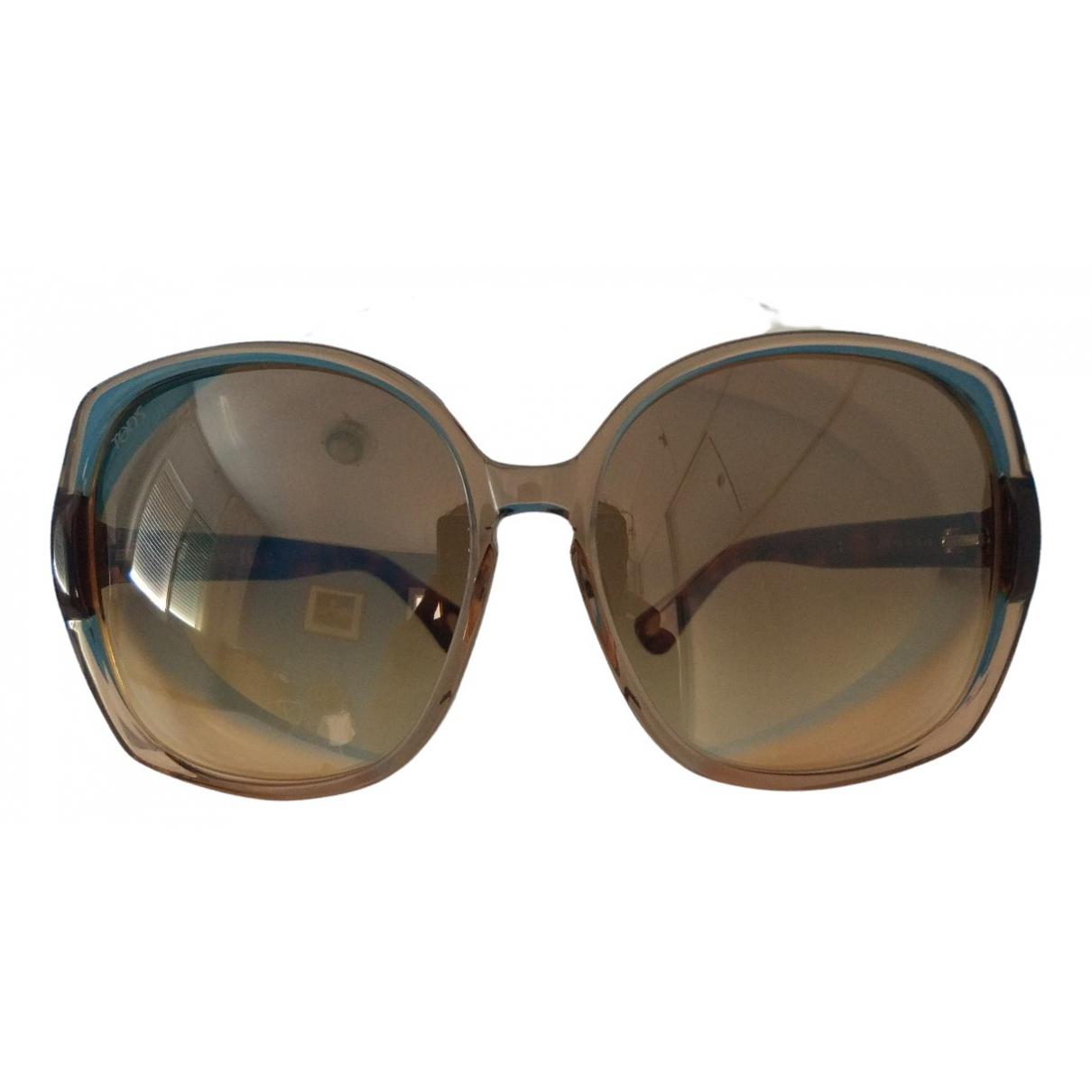 Tod's \N Beige Sunglasses for Women \N