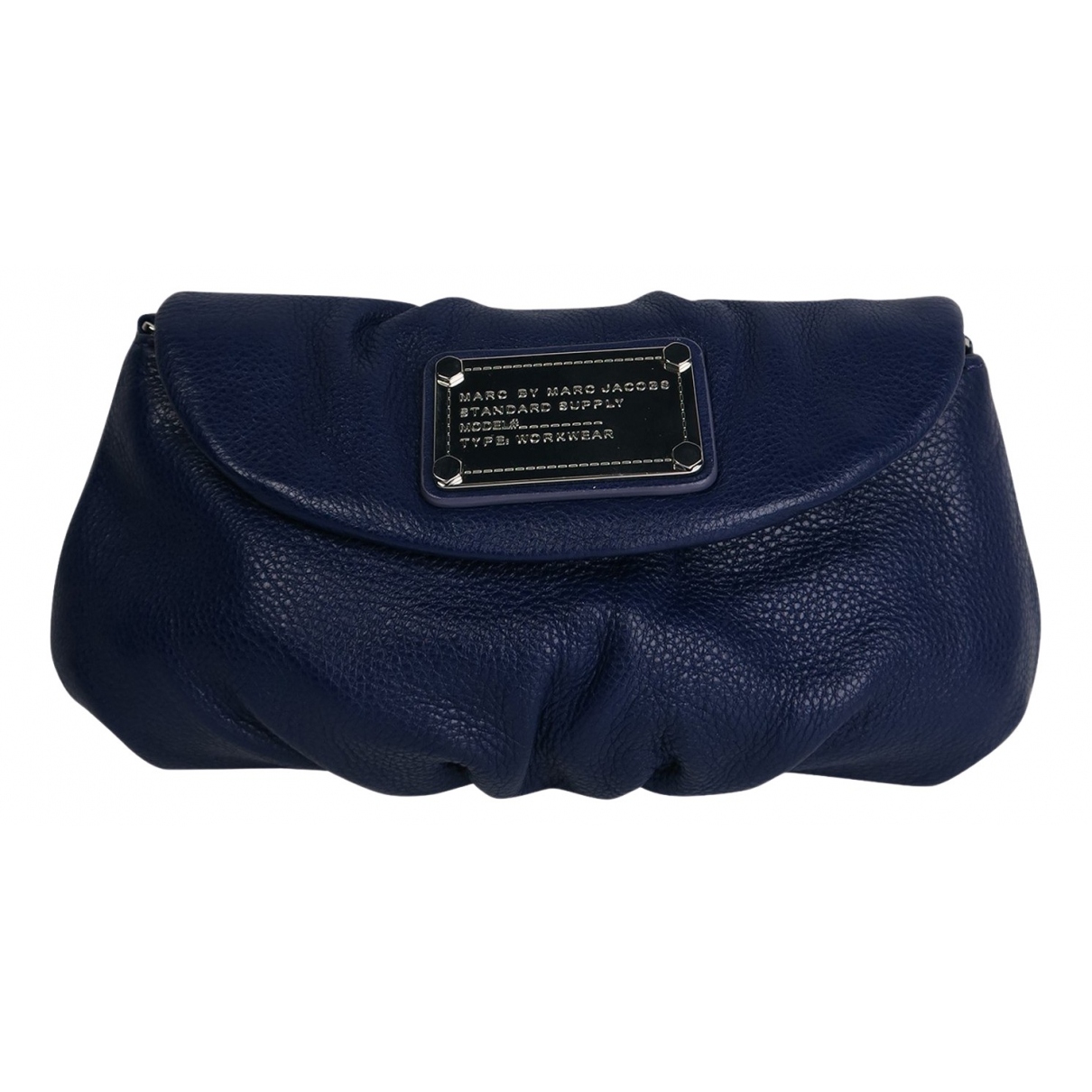 Marc By Marc Jacobs N Purple Leather Clutch bag for Women N