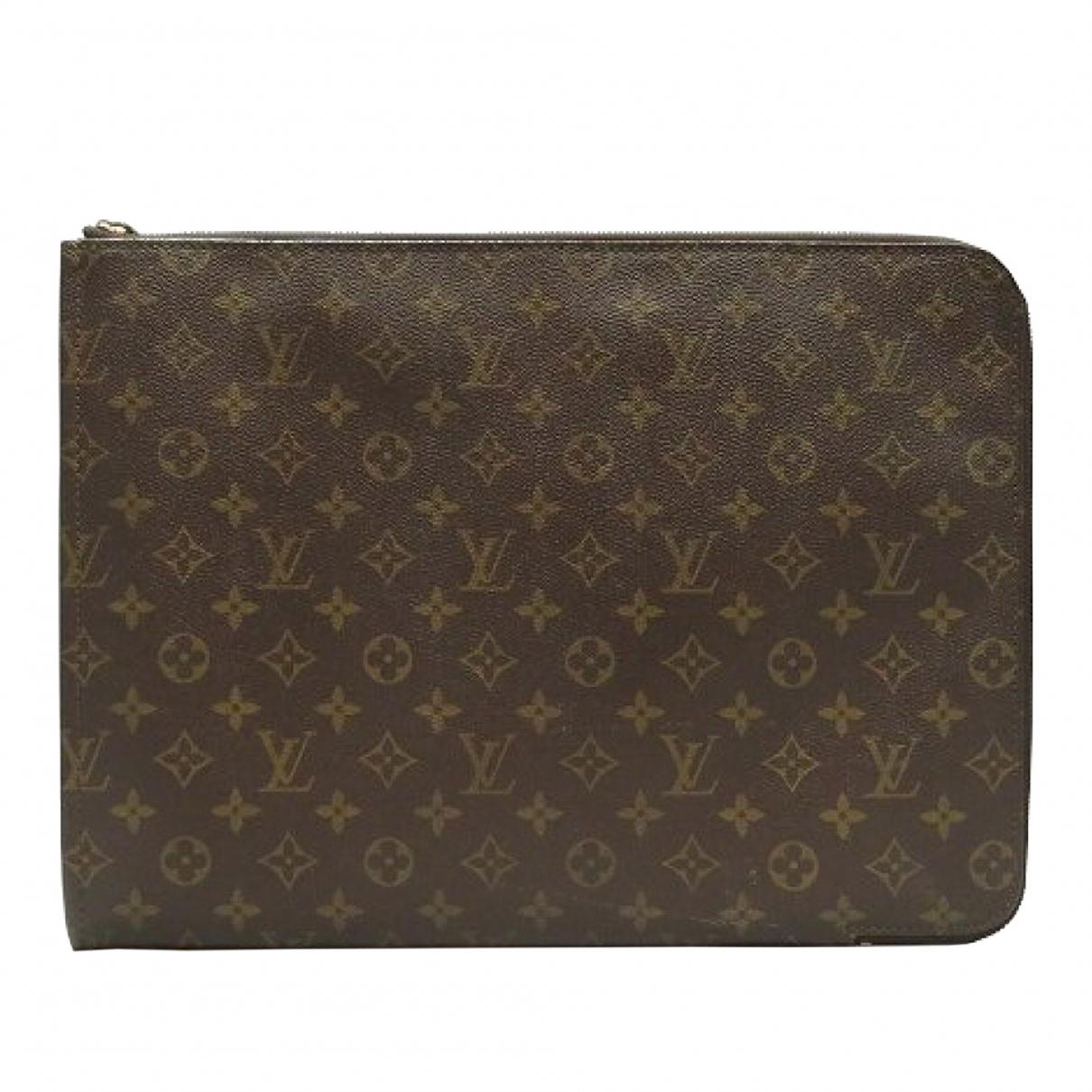 Bolso Doc de Lona Louis Vuitton
