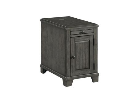 Collection 7649-41 Power Chairside Table in Gray