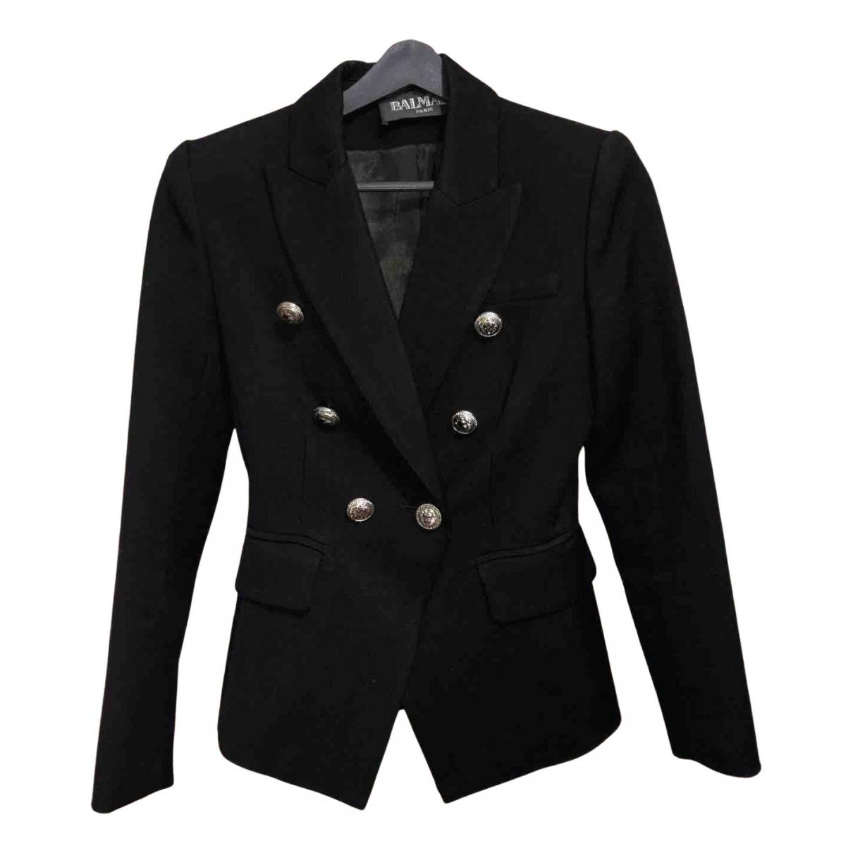 Balmain N Black jacket for Women S International