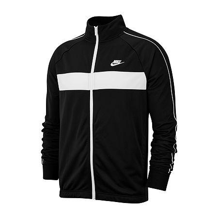 Nike Lightweight Track Jacket, Small , Black