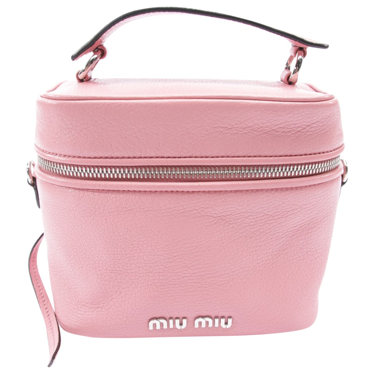 Miu Miu \N Red Leather Clutch bag for Women \N