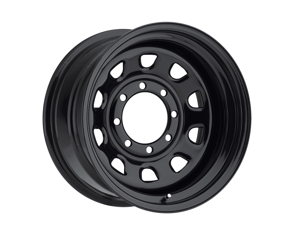 Vision D Window Black Wheel 15x8 5x120.65 -19mm