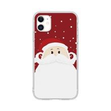 Christmas Santa Claus Print iPhone Case