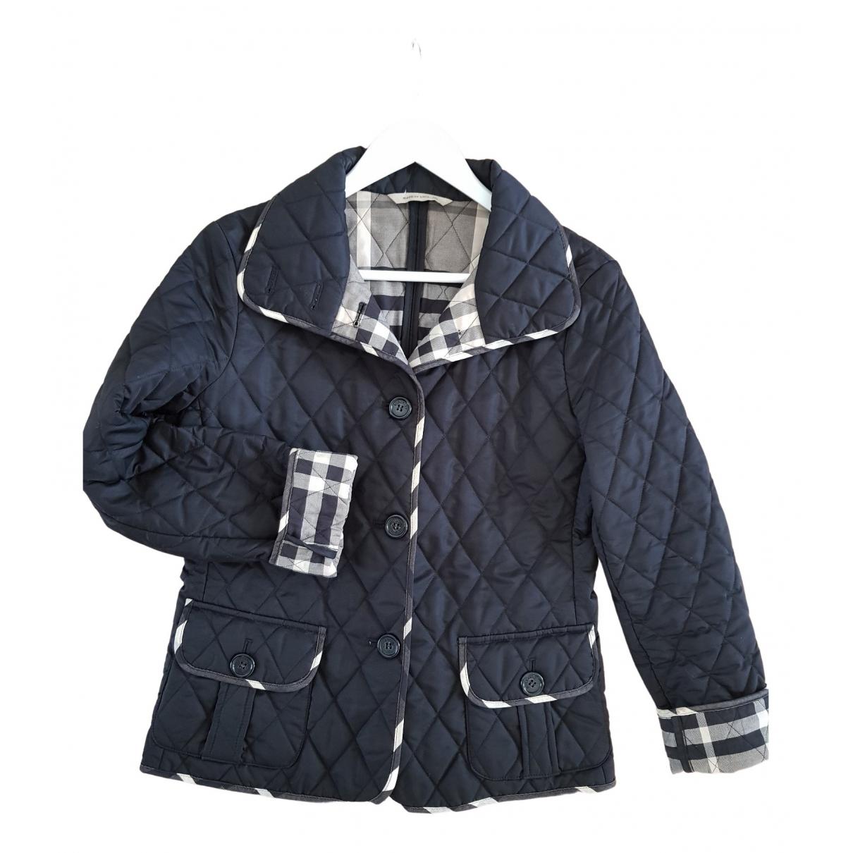 Burberry \N Black jacket for Women M International