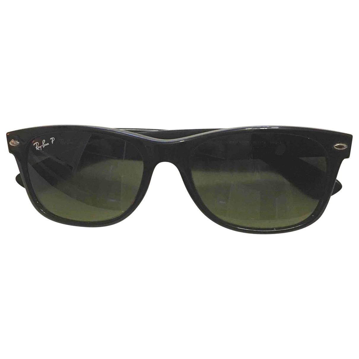 Ray-ban New Wayfarer Sonnenbrillen Schwarz