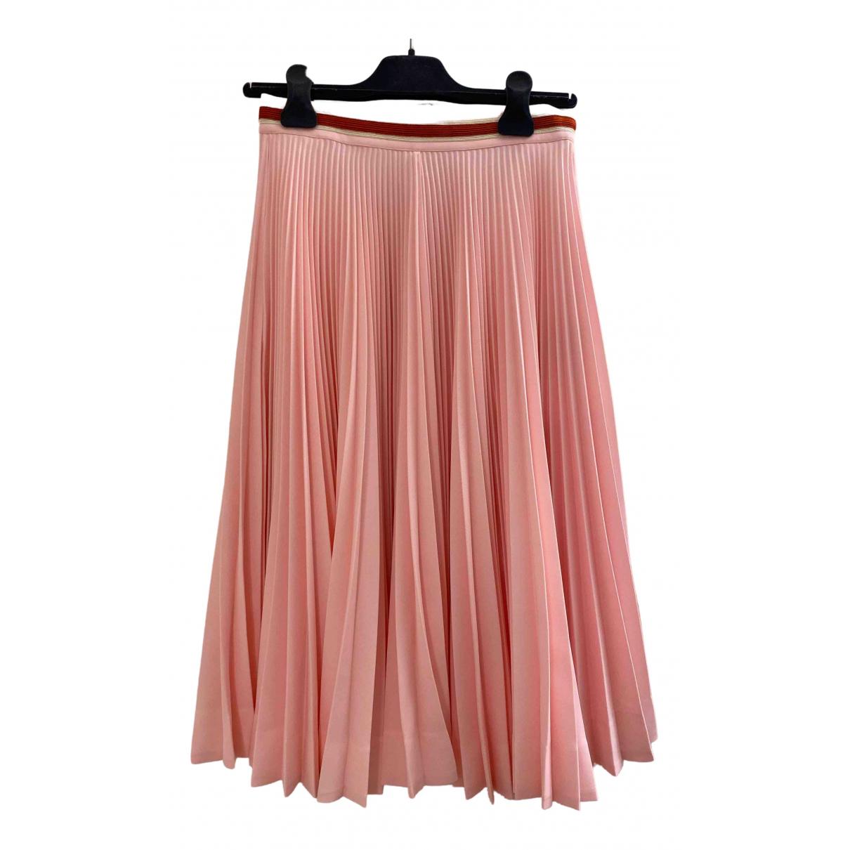 Calvin Klein 205w39nyc - Jupe   pour femme en coton - rose
