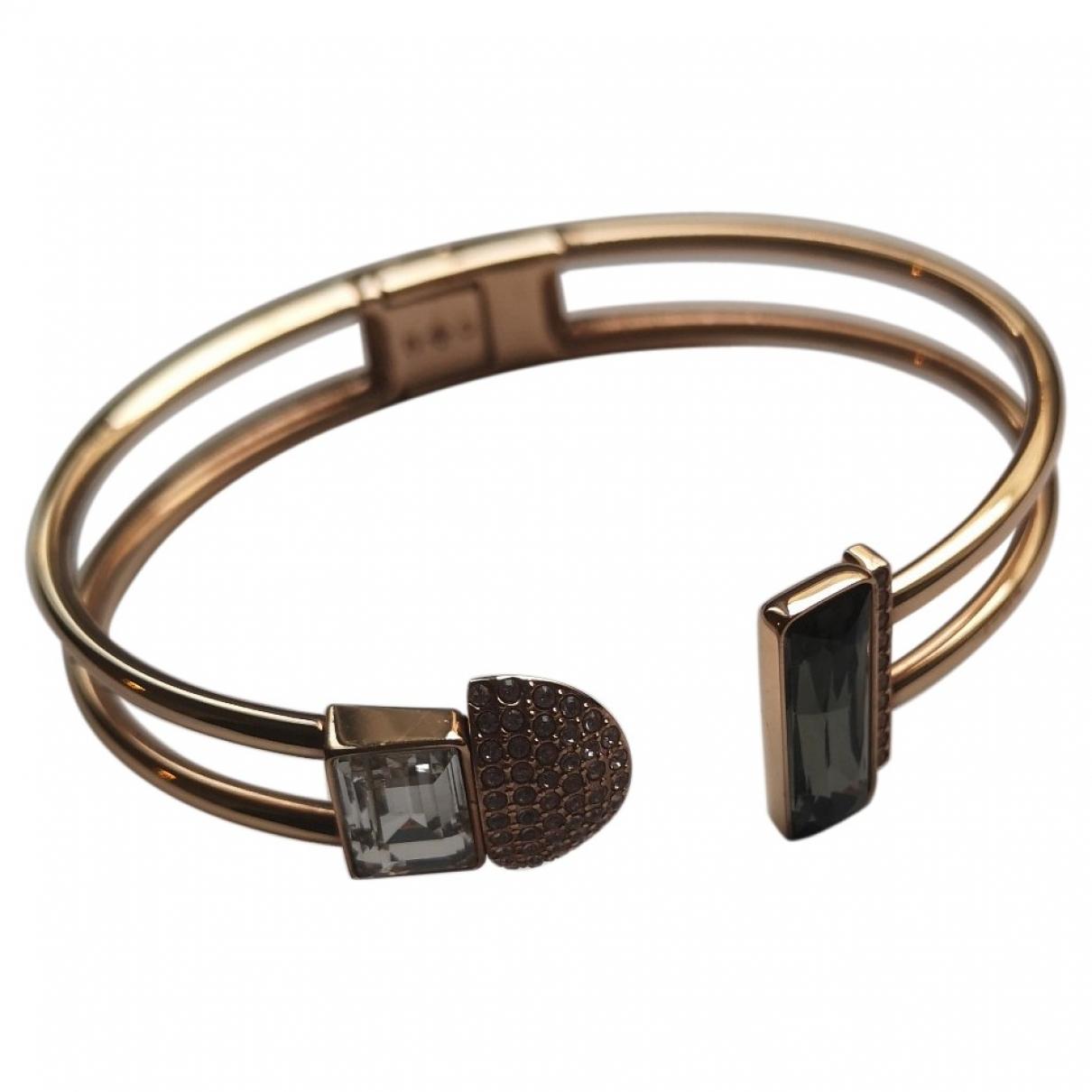 Swarovski - Bracelet   pour femme en acier - rose