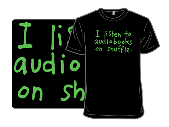 Audiophile T Shirt