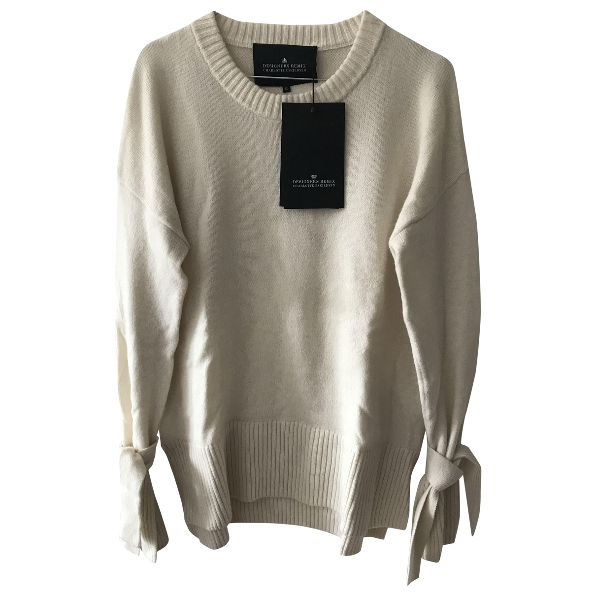 Designers Remix \N Beige Wool Knitwear for Women M International