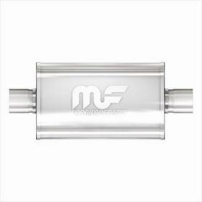 MagnaFlow Satin Stainless Steel Muffler - 12246