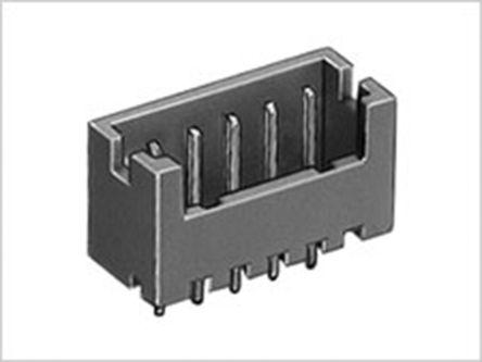 Hirose , DF13, 4 Way, 1 Row, Straight PCB Header (100)