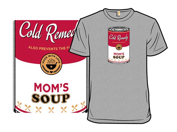 Soup Is The Best Medicine T Shirt