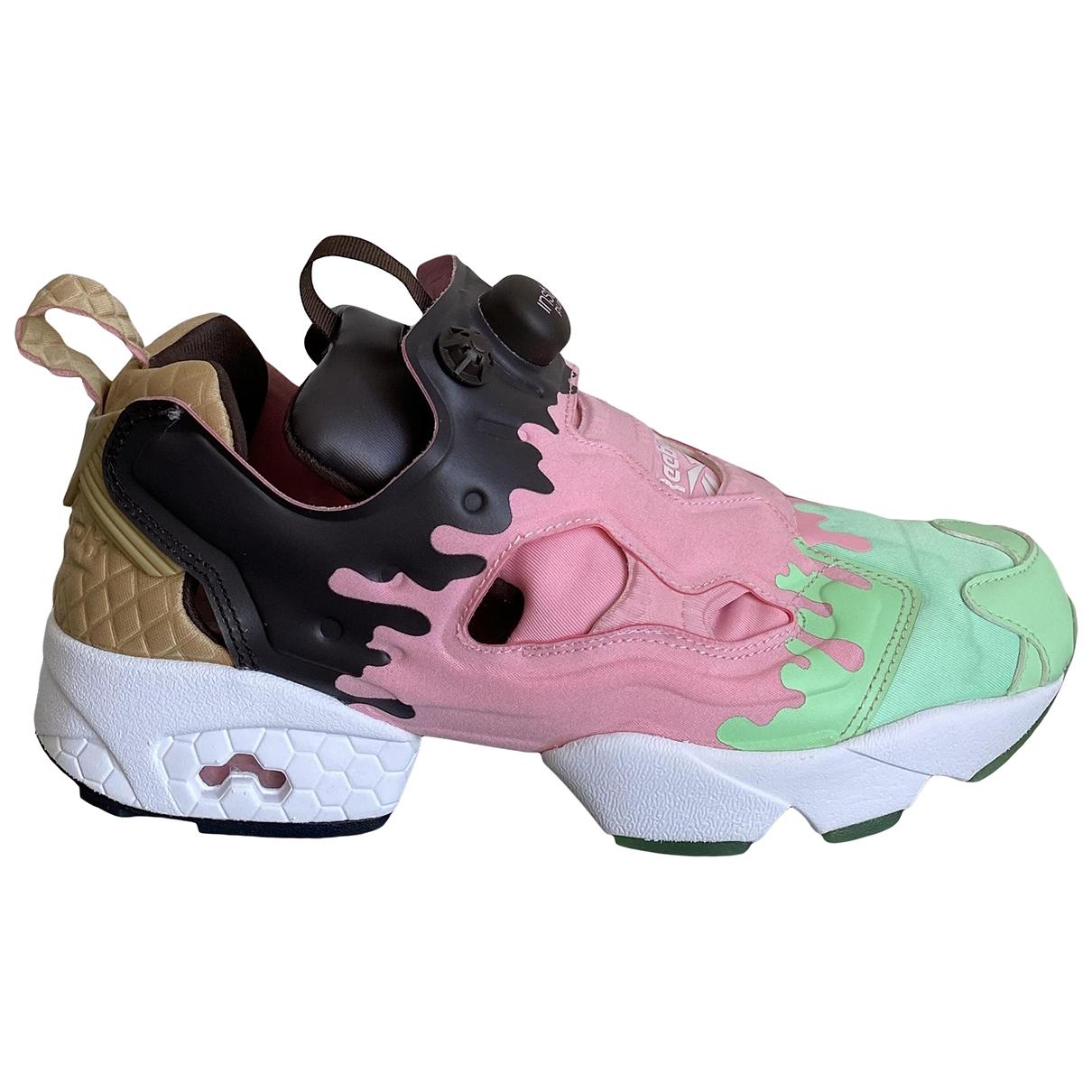 Reebok - Baskets   pour femme - multicolore