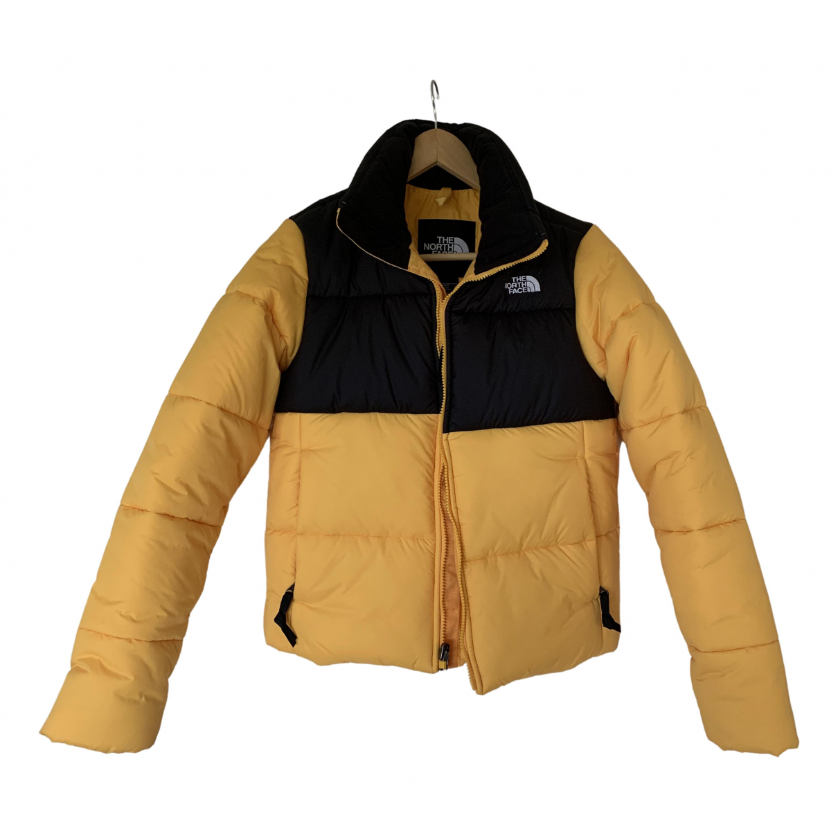 The North Face N Yellow jacket for Women XS International