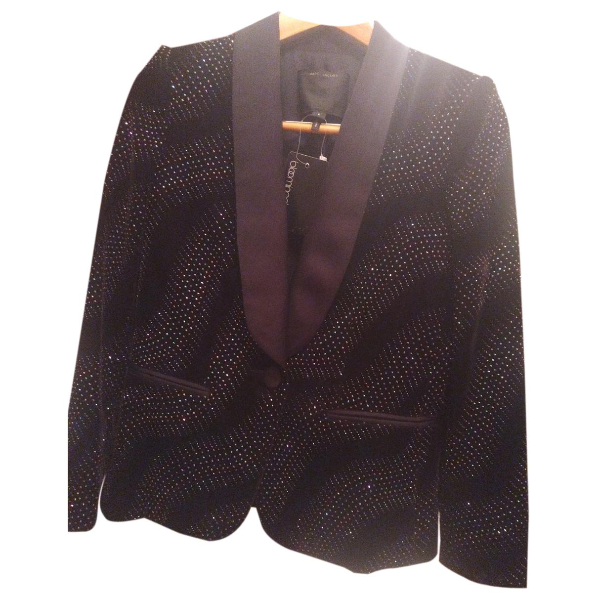 Marc Jacobs - Veste   pour femme en velours - noir