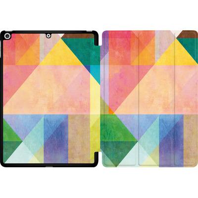 Apple iPad 9.7 (2018) Tablet Smart Case - Color Blocking 1 von Mareike Bohmer