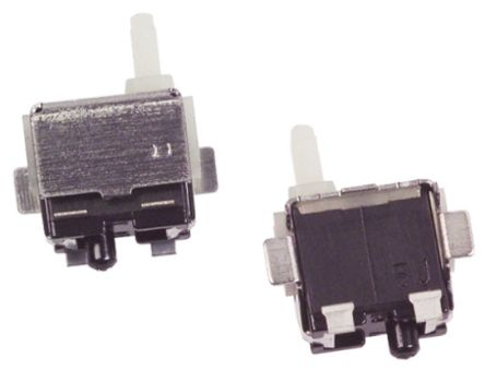 Panasonic DIP Switch, SPST-NO, 10 mA @ 5 V dc (10)
