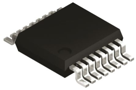Analog Devices 6.67MHz MEMS Oscillator, 16-Pin MSOP, ±10% LTC6909HMS#PBF