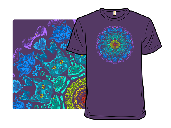 Catleidoscope T Shirt