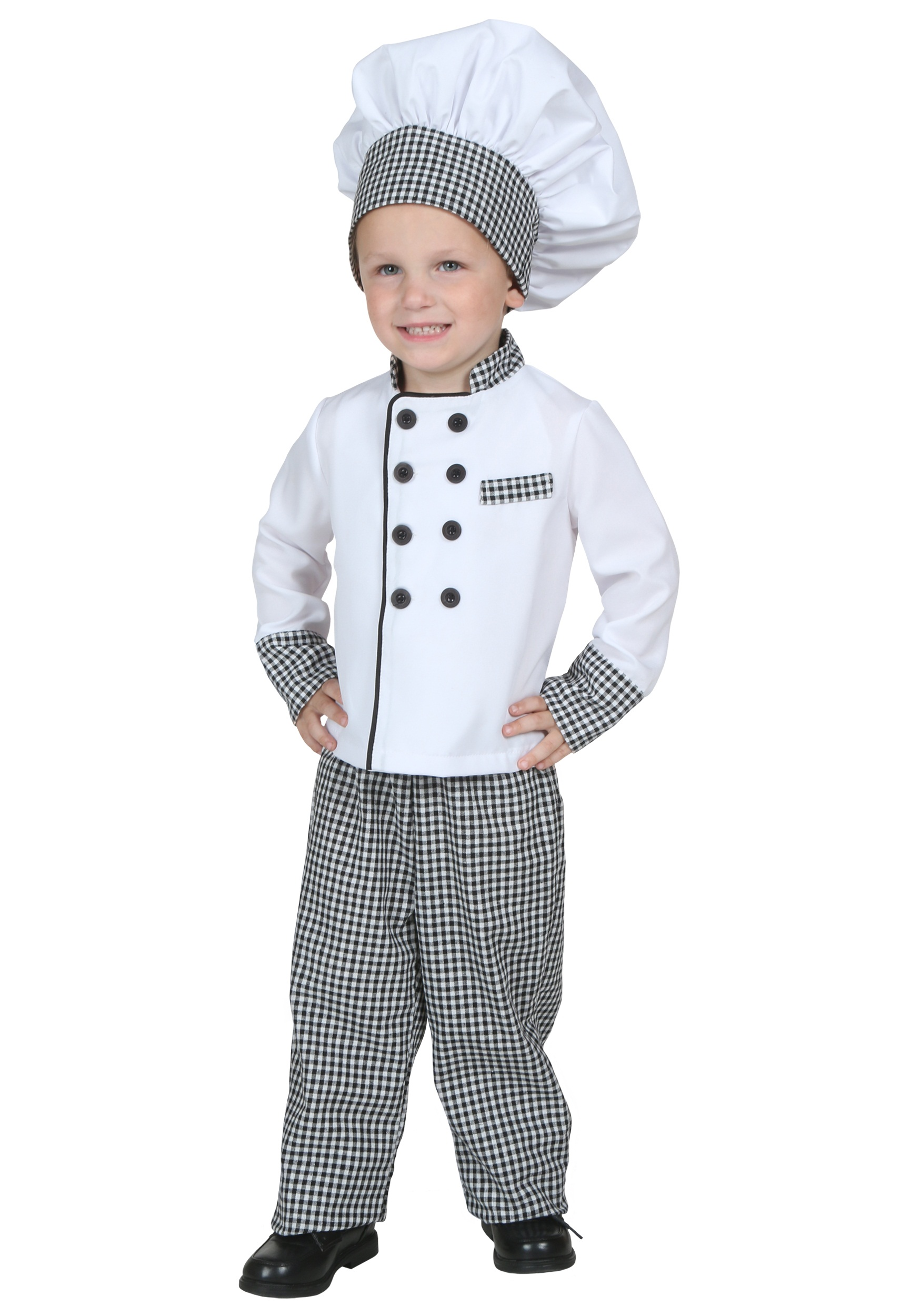 Toddler Chef Costume | Uniform Costume | Exclusive