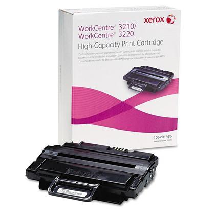 Xerox 106R01486 Original Black Toner Cartridge High Yield