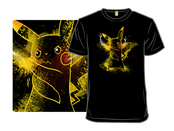 Pika Storm T Shirt
