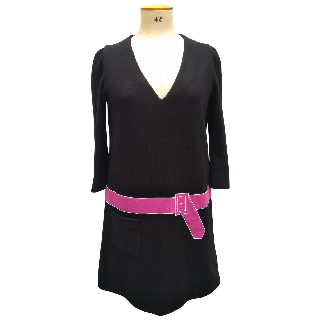 Sonia By Sonia Rykiel \N Kleid in  Bunt Wolle