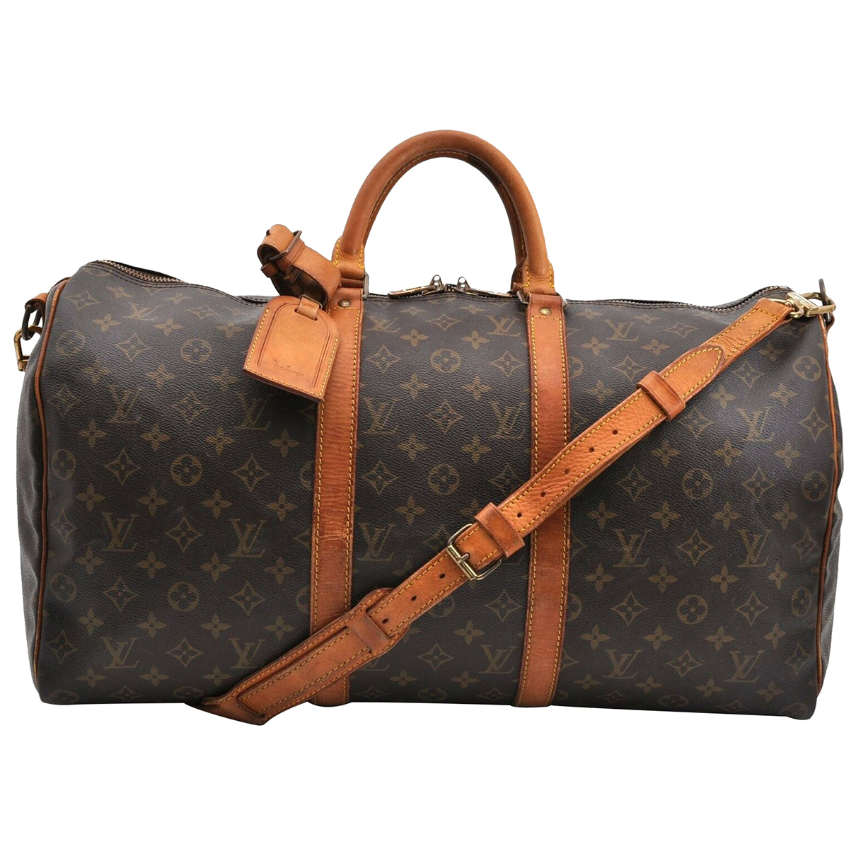 Bolso de viaje Keepall de Lona Louis Vuitton